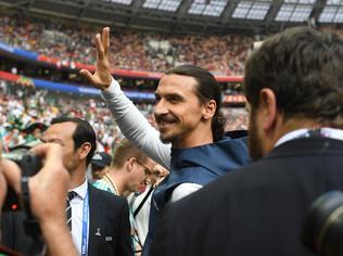 Zlatan Ibrahimovic távozna az LA Galaxytől, ezen az ajánlaton gondolkodik