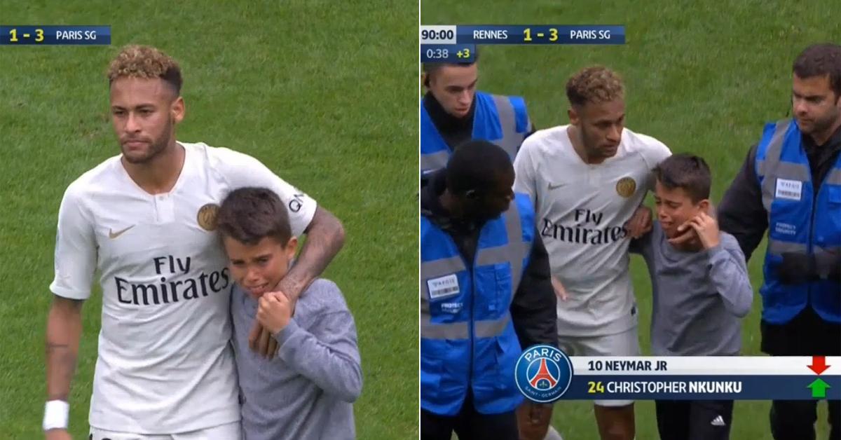 Ligue 1  berohant a kisfiú 54a469f4cd