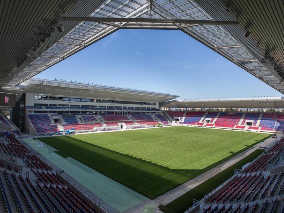 Hamarosan birtokba veheti a Mol Vidi az új stadiont (Fotó  Facebook Mol  Vidi FC) dc1809a6f3