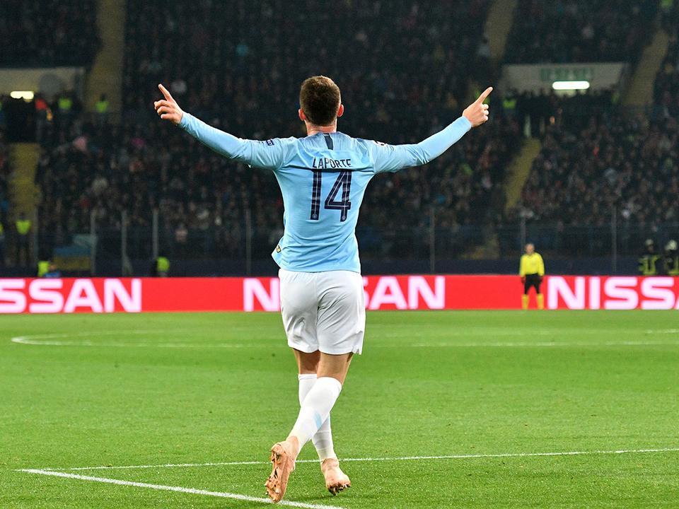 9c979c695c Aymeric Laporte remekel a Manchester Cityben, a francia válogatottnál  azonban nem veszik számításba (Fotók: AFP)