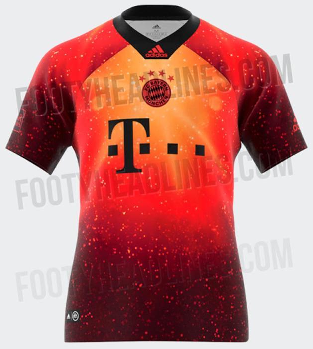Ilyen lehet a Bayern München negyedik számú szerelése (Fotó  Footy  Headlines) b6180328bb