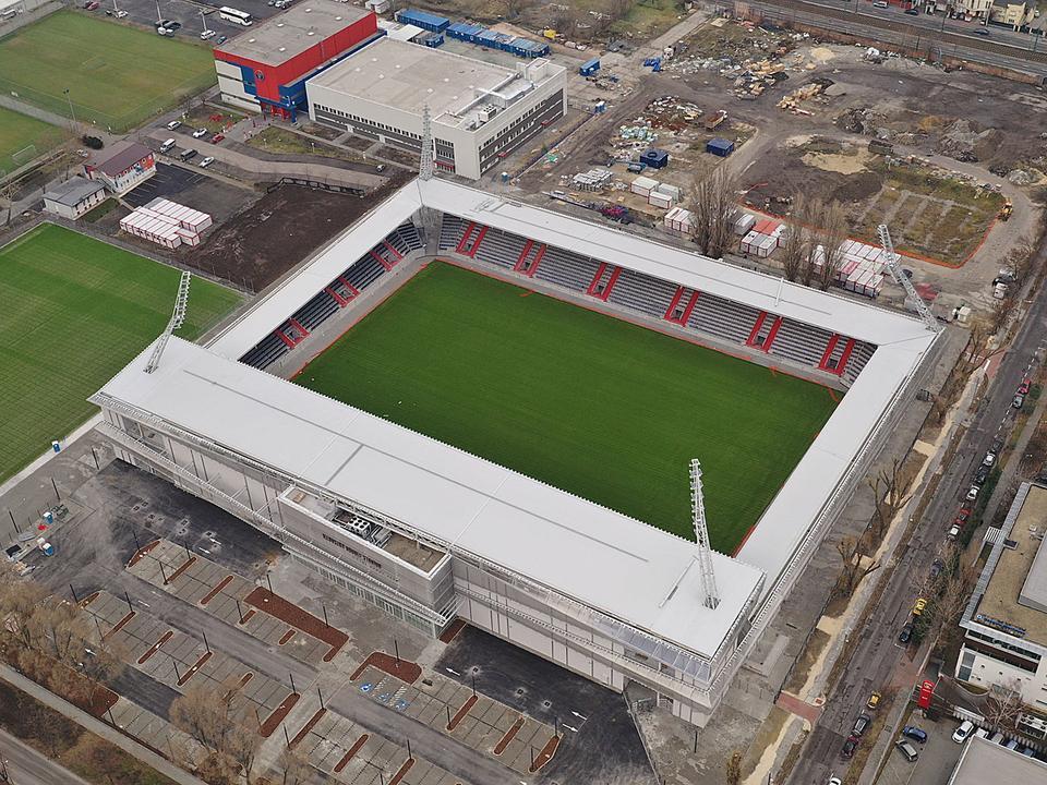 Vasas  két időpontot céloztak meg az új stadion avatójával - NSO a7a1cfe0c7