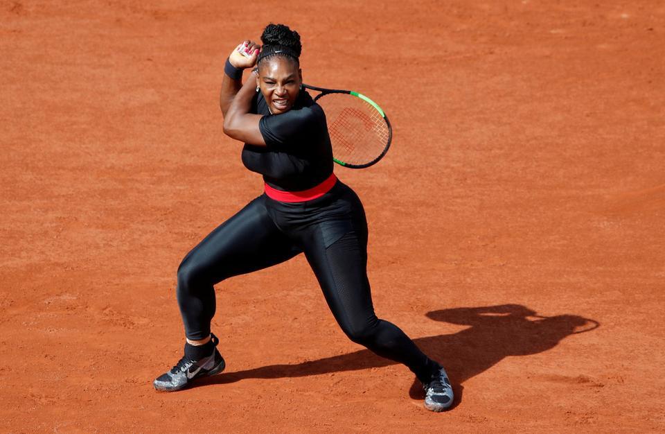 71ce411782 Tenisz: Serena Williams új ruhája kiverte a biztosítékot – kép - NS