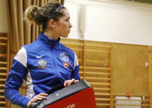 ccaae333f2 Tékvando: felnőtt-világbajnokságon indul a 18 éves Patakfalvy Luca