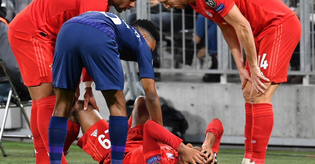 futball térdízület sérülése térdízület kezelése podolskban