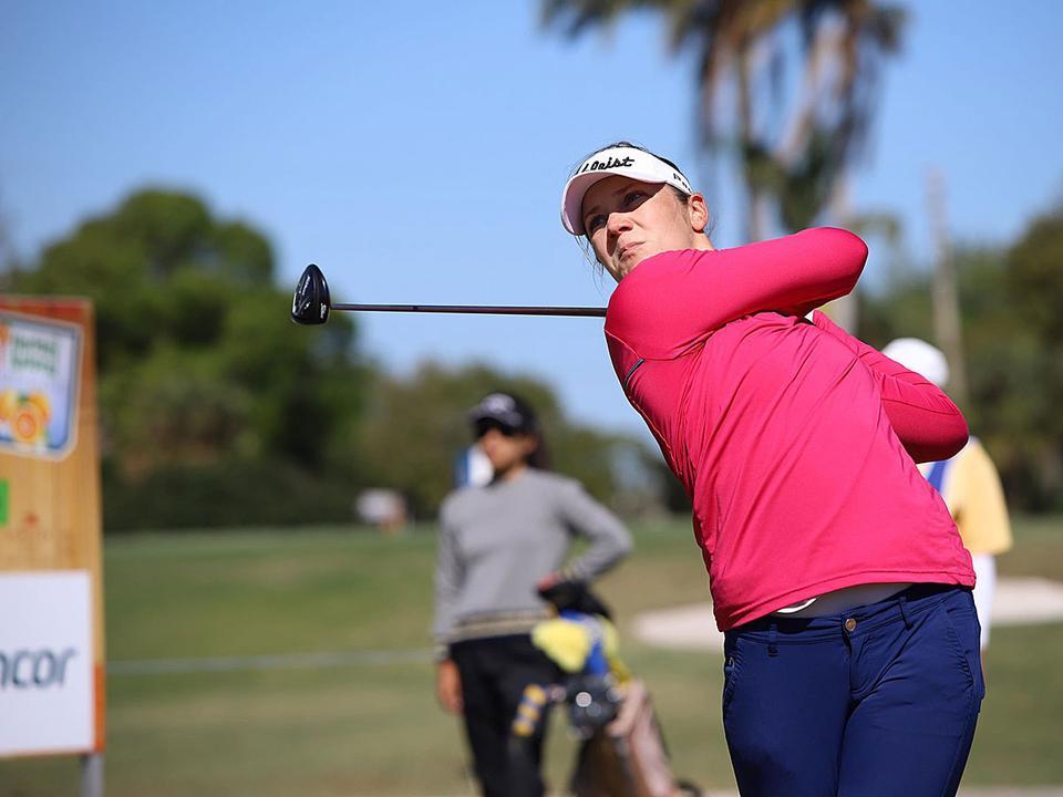fogyni golfozás közben