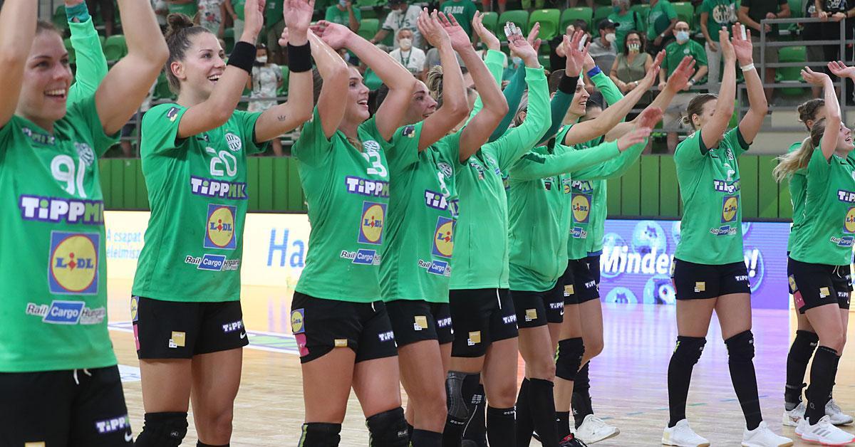 Női kézi BL: Krim Ljubljana–Ferencváros – élőben az NSO-n!