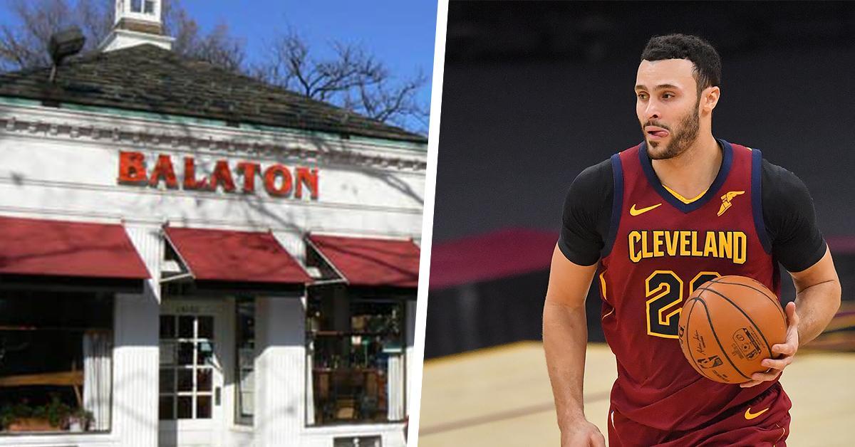 NBA: a Cleveland sztárja mentette meg a magyar éttermet