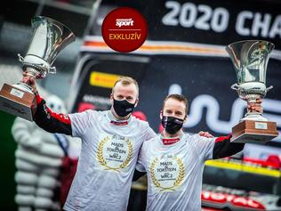 Rally: world champion on board – Östberg wants victory at the Hungarian Rally Championship