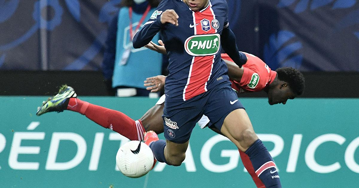 Francia Kupa: Mbappé-dupla, továbbjutott a PSG