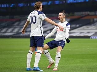 Premier League: Bale és Kane is remekelt, nyert a Tottenham