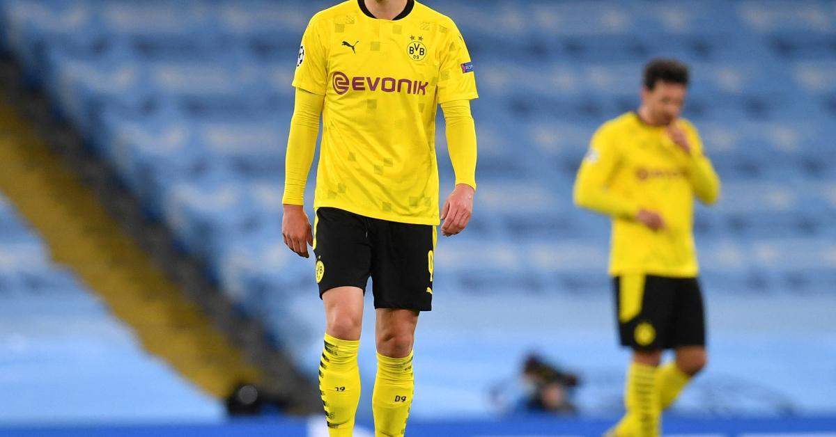"Dortmund: ""A Manchester United nem elég jó Haalandnak!"""