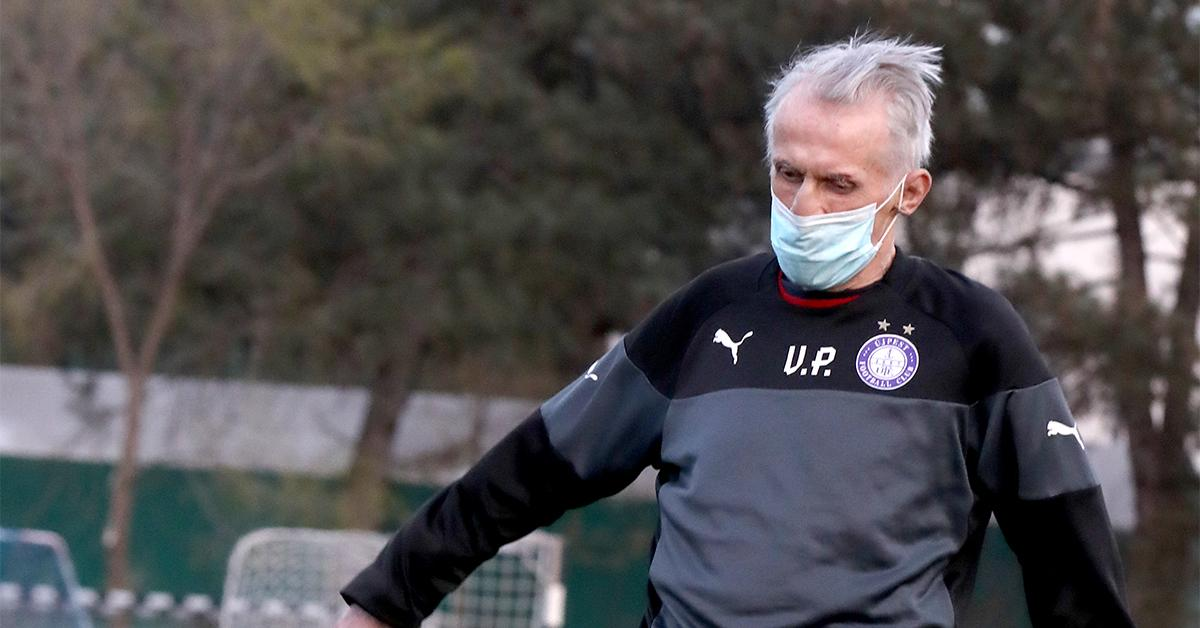 Újpest: Törőcsik András heti kétszer újra edzésben