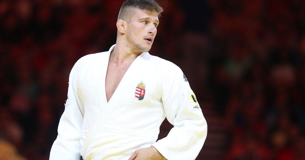 Cselgáncs-vk: Ungvári Attila aranyérmes Kazanyban
