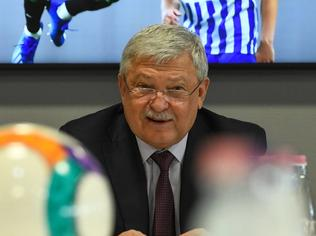 Hungarian Football Federation: We're looking for ways to improve the league – Csányi
