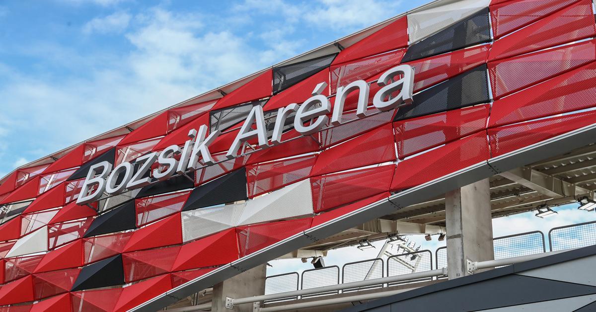 Honvéd: az Európa-liga-győztessel avatják a Bozsik Arénát