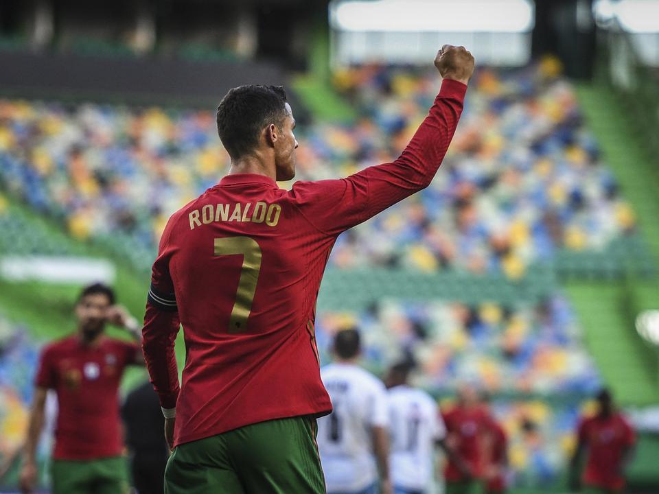 Eb 2020: Legalább annyira motivált vagyok, mint 2004-ben – C. Ronaldo