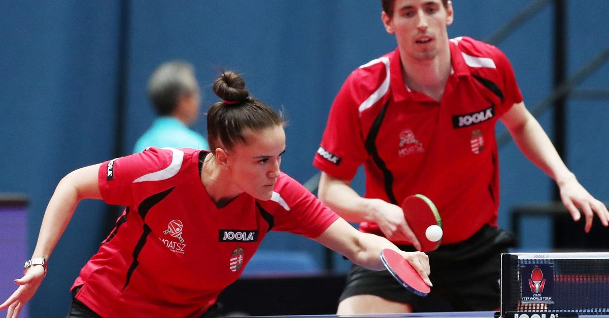 Table tennis: the duo Sudi, Pergel prepare for a big throw