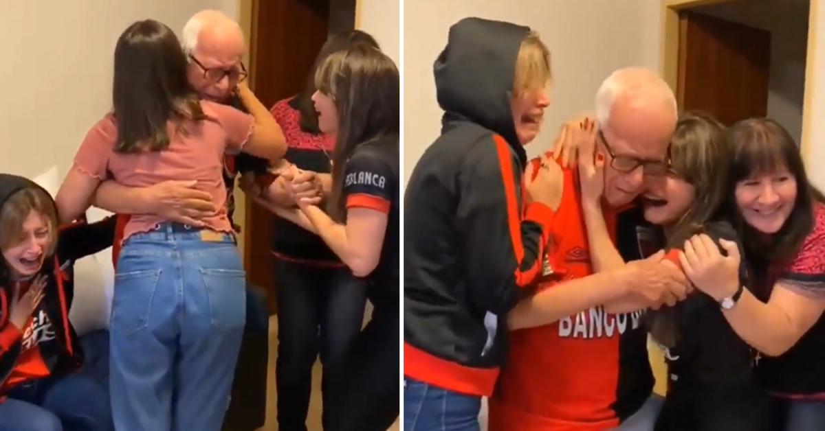 Videó: a 91 éves bácsi csapata nyert Argentínában, ami a világot jelentette neki és a családjának!