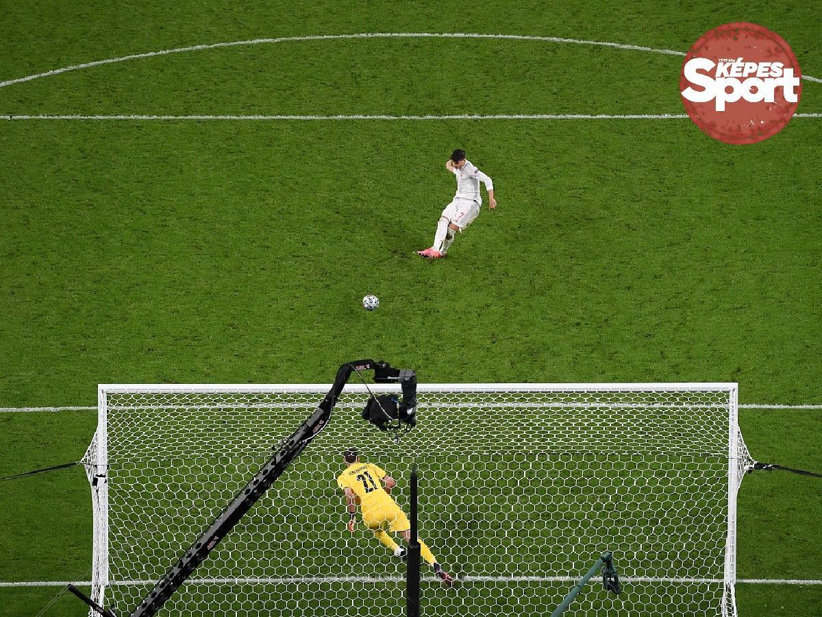 A saját szurkolói is kifütyülik – Álvaro Morata, aki a világ legjobb támadója lehetne…