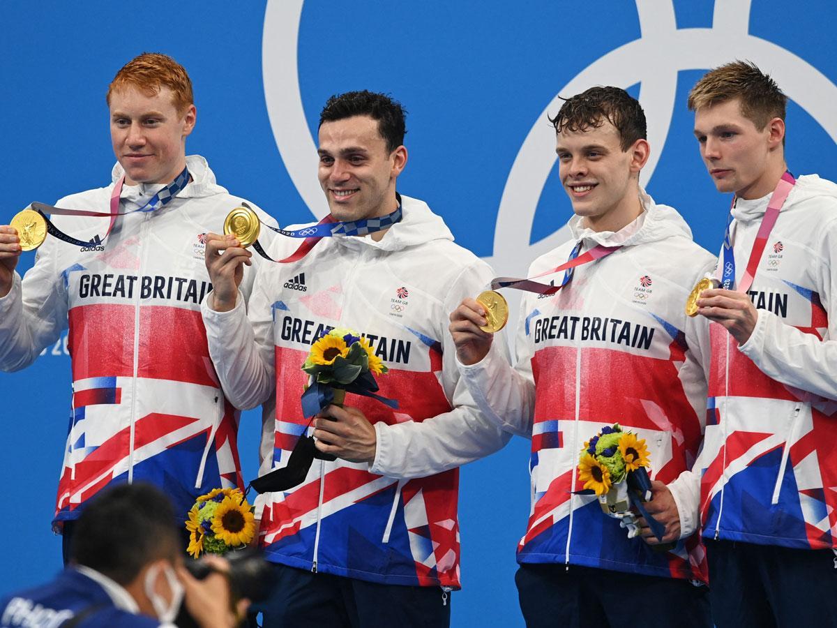 Tokió 2020: legjobb eredményét érte el a brit úszócsapat