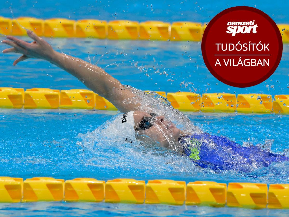 Paralimpia 2020: Pap Bianka ezüstérmes 200 vegyesen