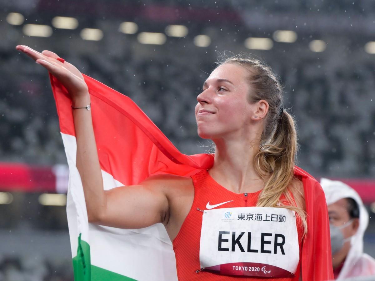 Paralimpia 2020: Ekler Luca döntős 400 m síkfutásban