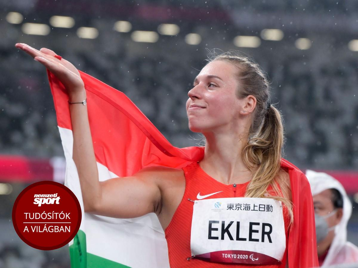 Paralimpia 2020: Ekler Luca zárásként ötödik lett 400 méteren