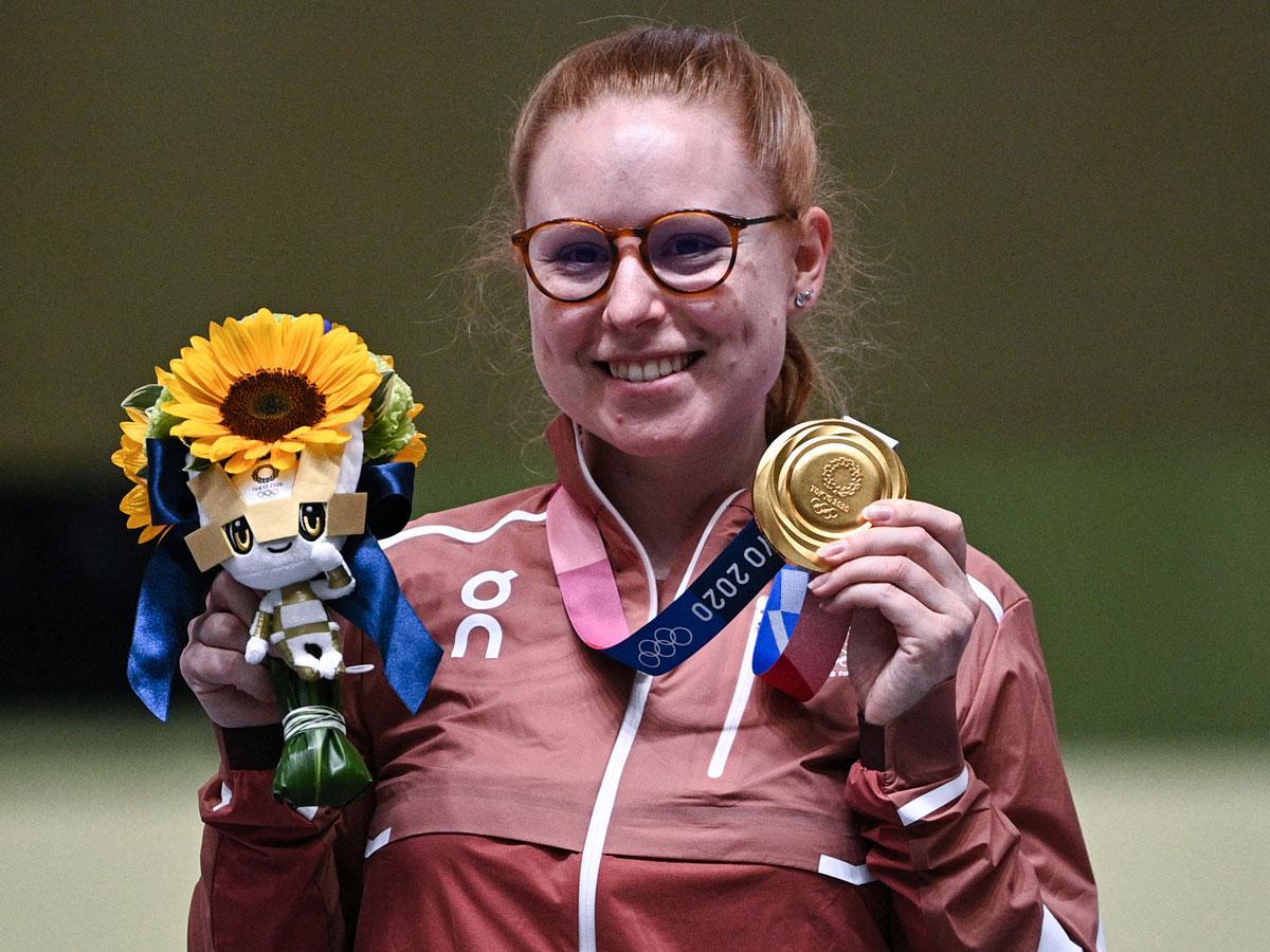 Tokió 2020: posztolimpiás depresszióban szenved az aranyérmes sportlövő