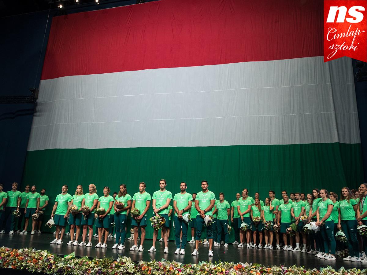 Olimpia: a térség legjobban teljesítő nemzete vagyunk