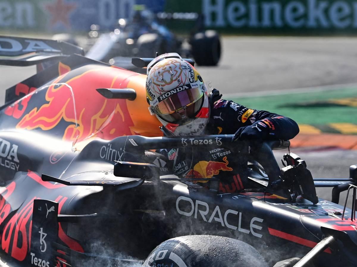 F1: Verstappennek Hamilton közelében sem kellett volna lennie – Horner