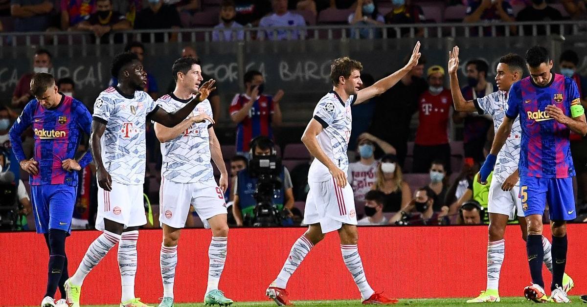 BL, E-csoport: Barcelona–Bayern München élőben az NSO-n!