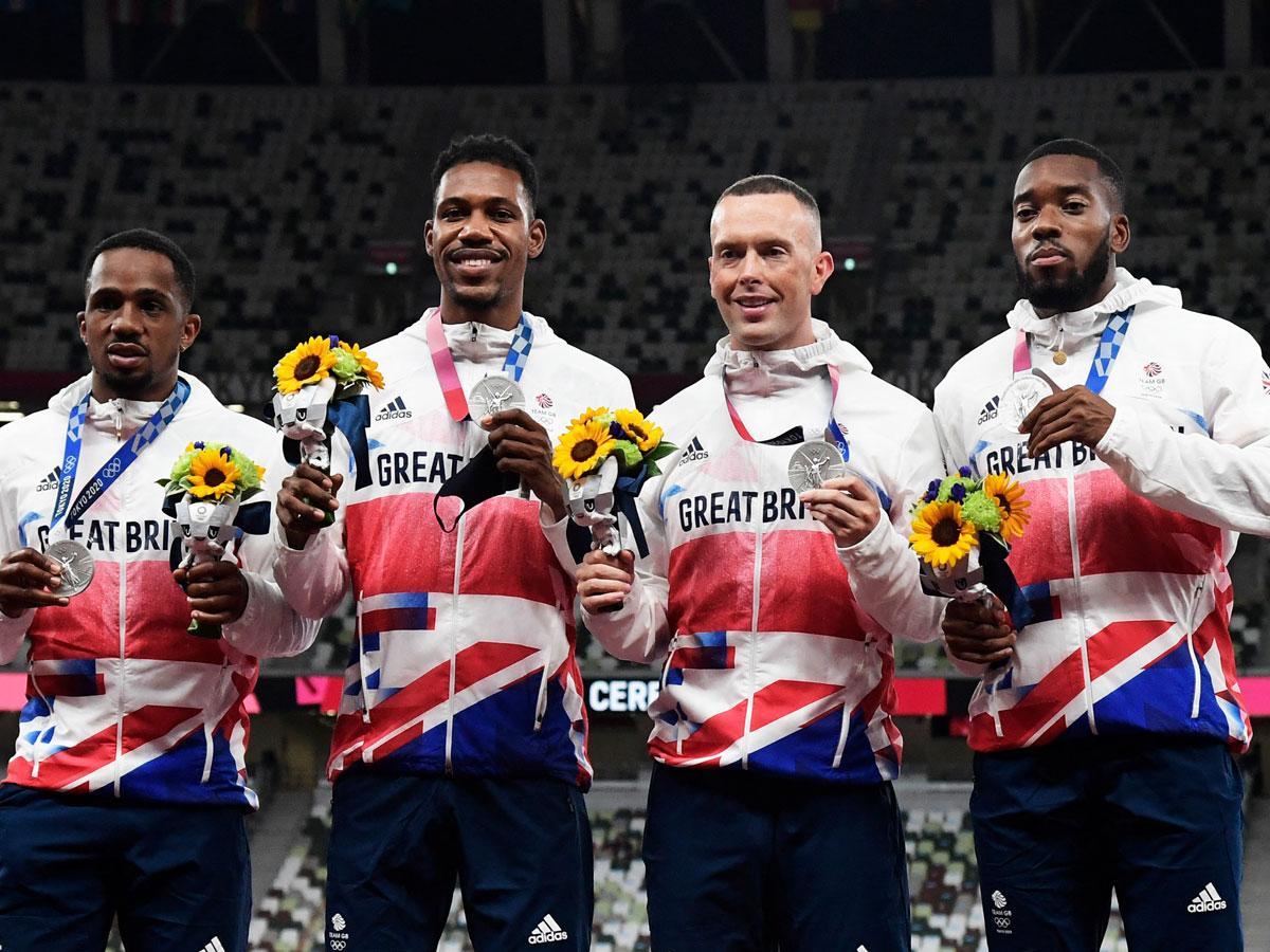Tokió 2020: veszélyben a brit sprintváltó olimpiai ezüstje