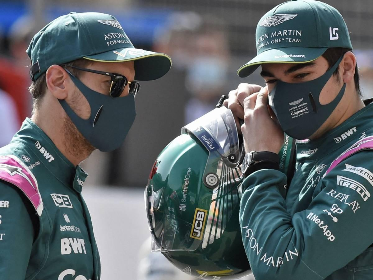 F1: az Aston Martin ismertette a jövő évi párosát – hivatalos