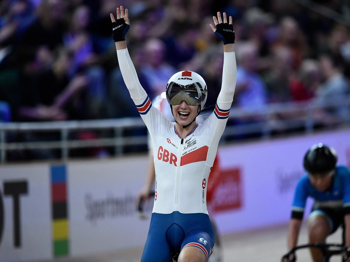 Tokió 2020: várandósan nyert olimpiai ezüstérmet a brit kerékpáros