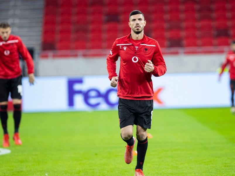 Vb 2022: újabb albán játékos koronavírustesztje lett pozitív
