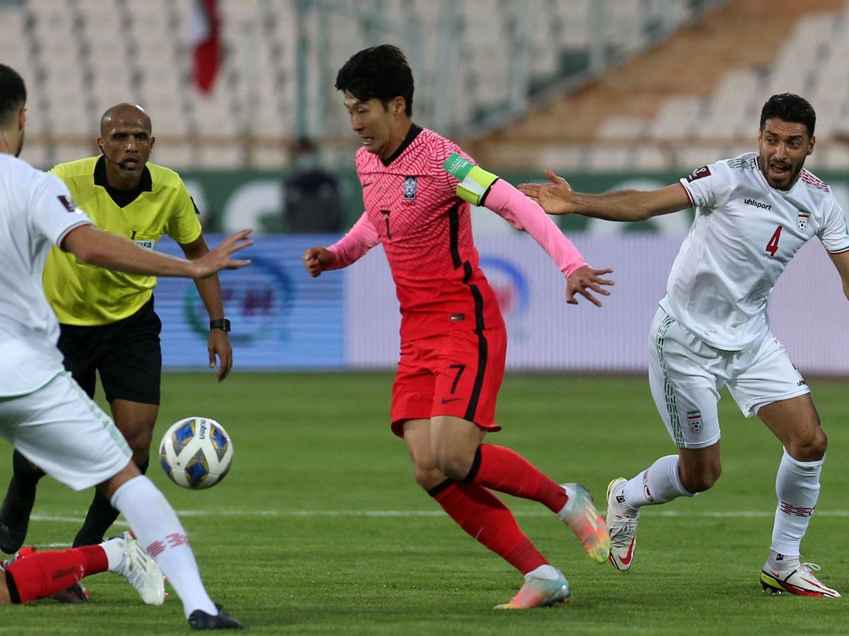 Vb 2022: döntetlen az ázsiai selejtező rangadóján
