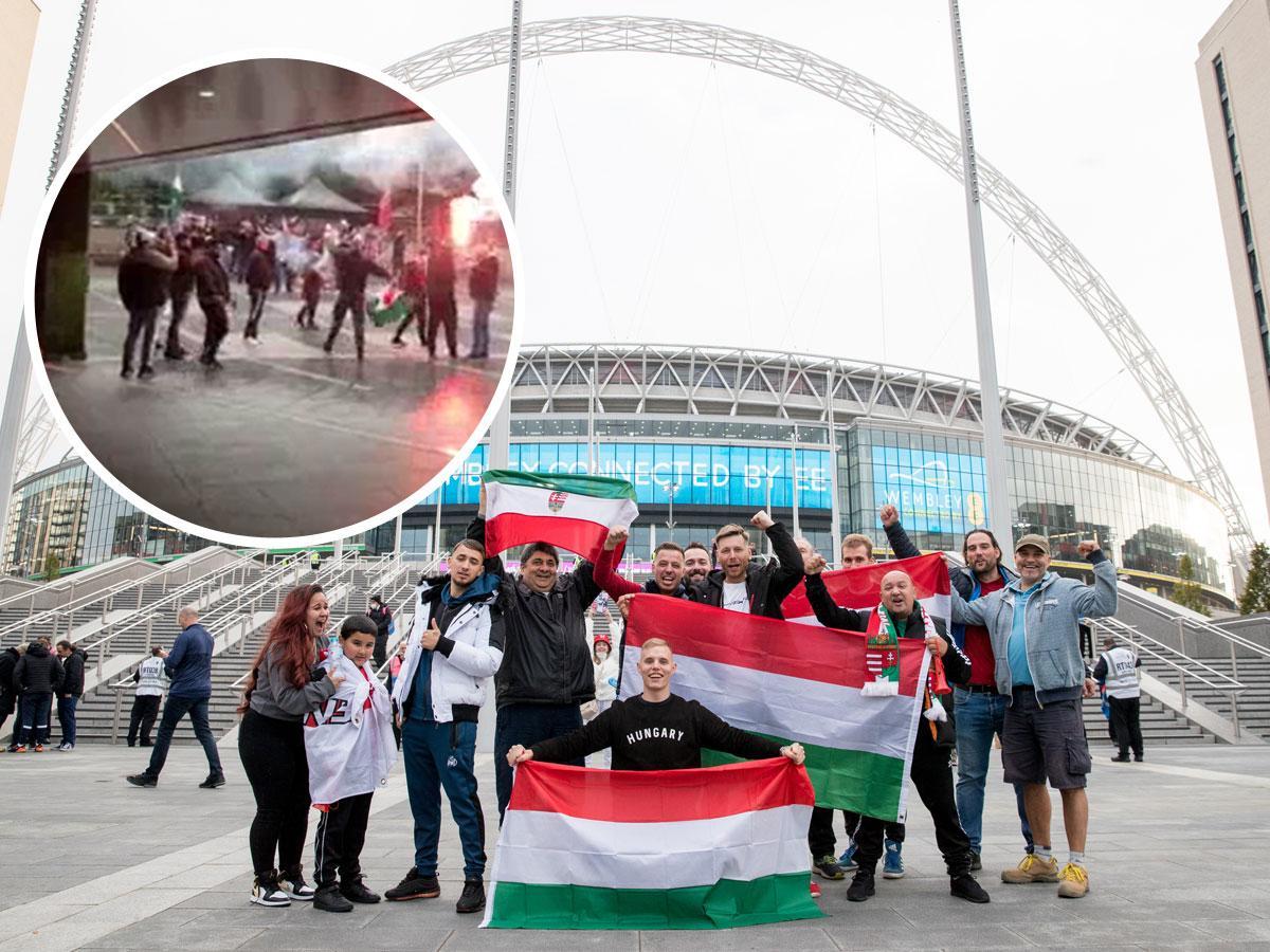 """Vb 2022: így szólt a """"Ria, ria, Hungária!"""" Londonban – videó"""