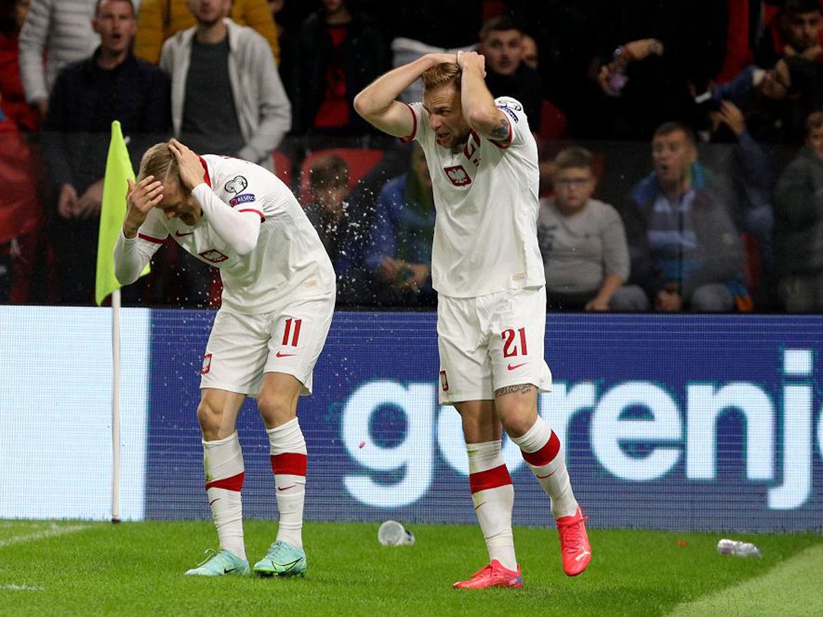 Vb 2022: a lengyel gólszerző elismerte, ő is tehet a balhéról