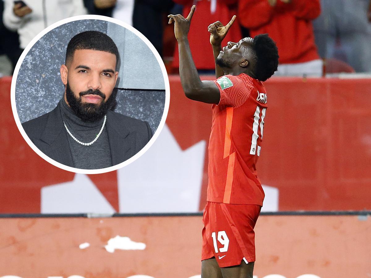 Vb 2022: parádés gólja után még Drake is megkereste a Bayern ászát