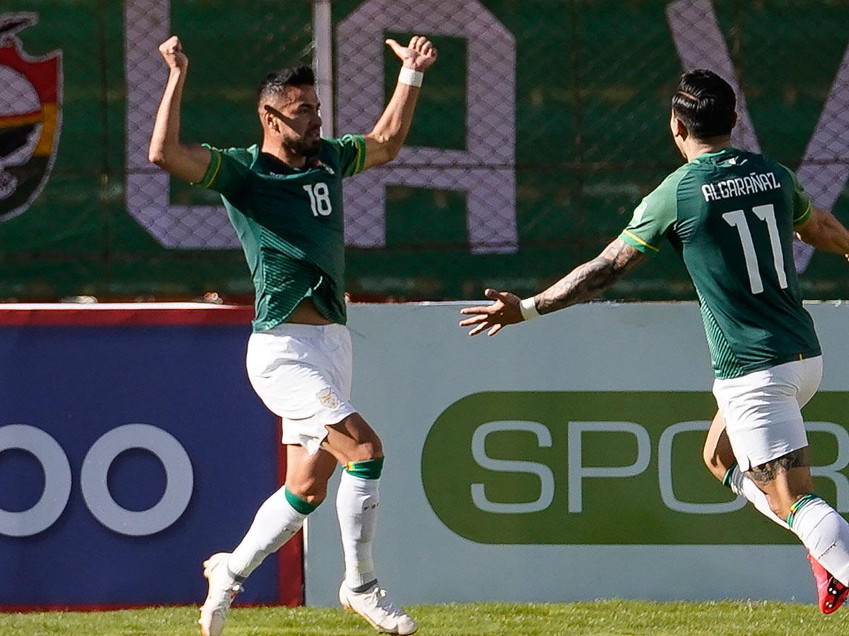Vb 2022: tovább tart az átok, Paraguay ismét kikapott Bolíviában