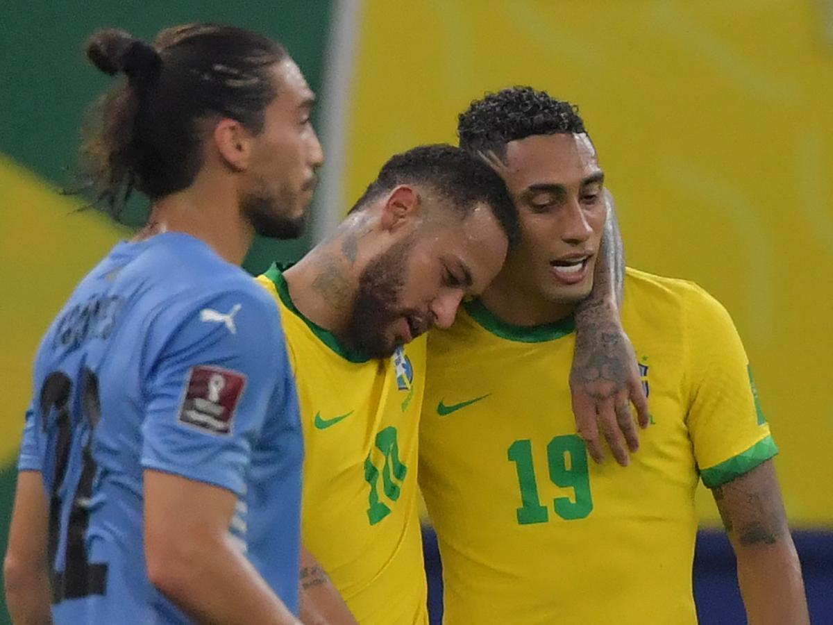 Vb 2022: Neymar és Suárez is betalált, de Brazília legyőzte Uruguayt