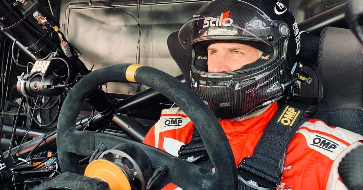Kamion: Kiss Norbert megcsinálta! Már háromszoros Európa-bajnok!