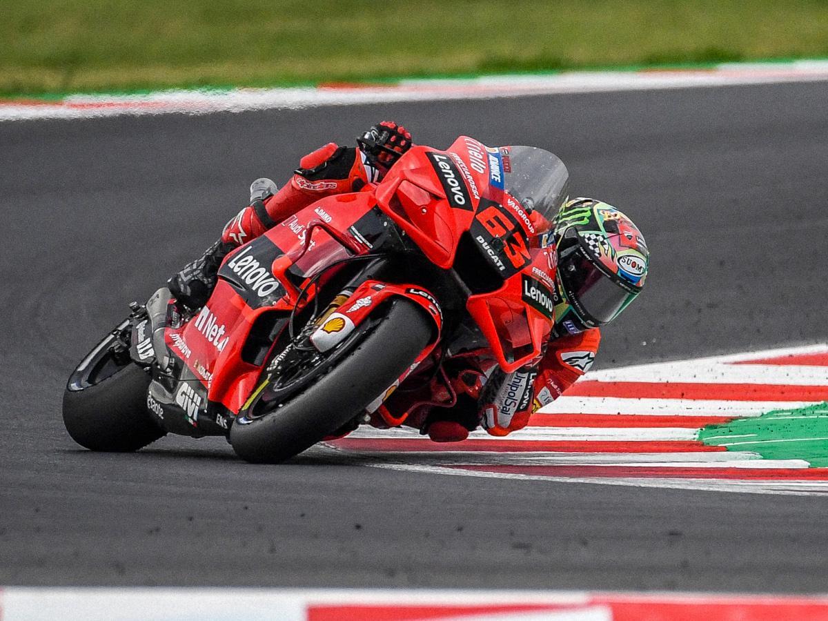 MotoGP: Bagnaia egymás után másodszor győzött, Bastianini a dobogón