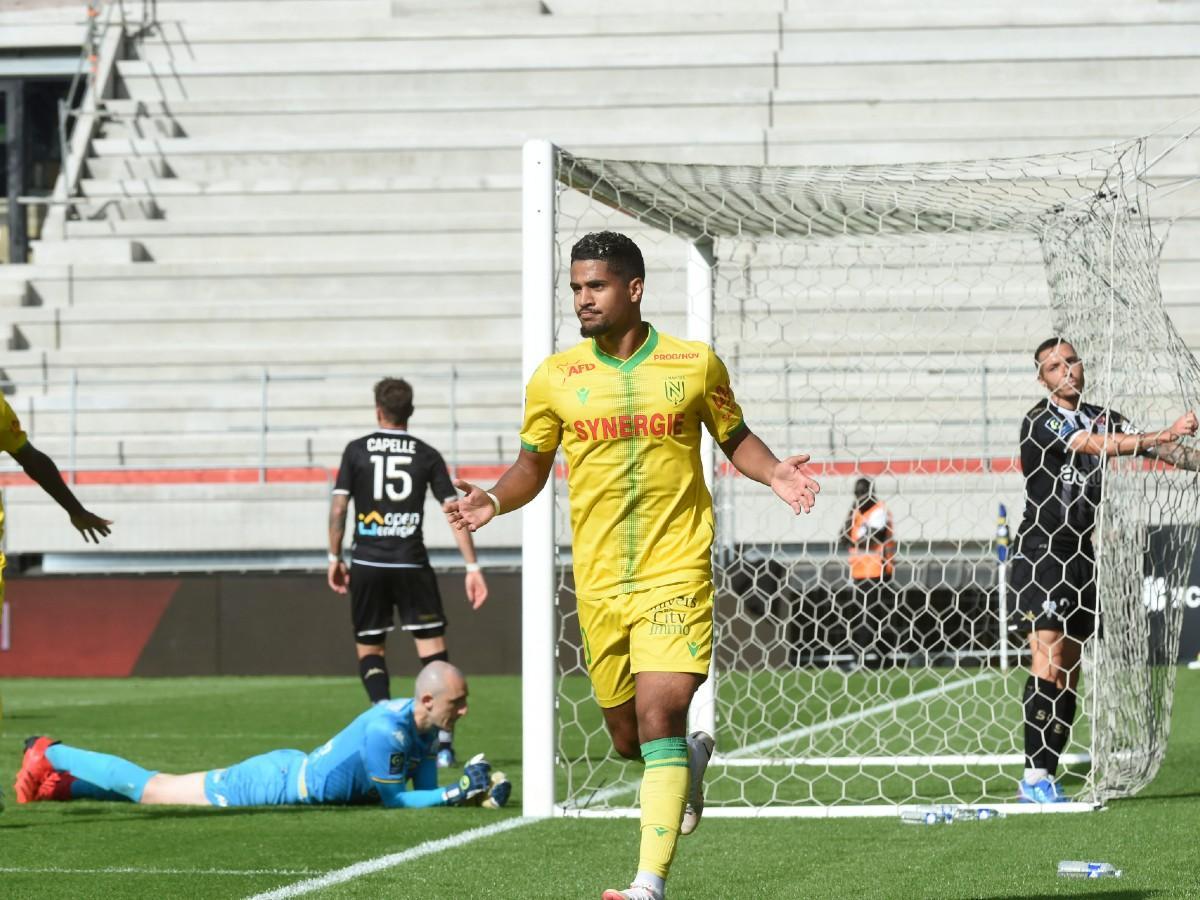 Ligue 1: kiütötte az eddig veretlen Angerst a Nantes