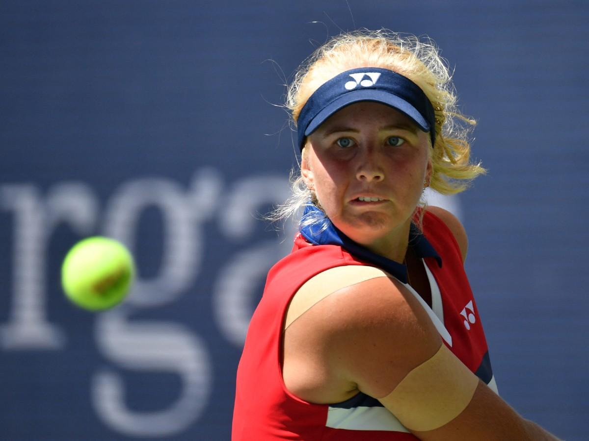 Tenisz: Tauson győzött a luxemburgi női tornán