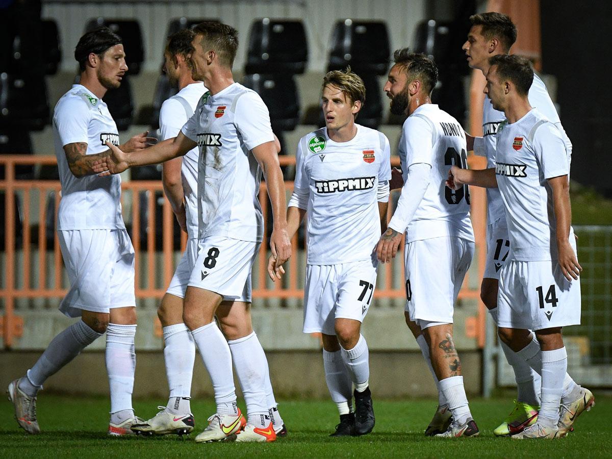 MK: öt gólt szerzett a Honvéd, a Puskás AFC és a Gyirmót is továbbment