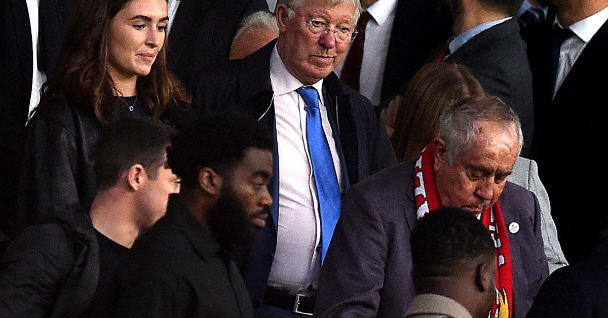 Videó: Sir Alex Ferguson reakciója mindent elmond az MU–Poolról