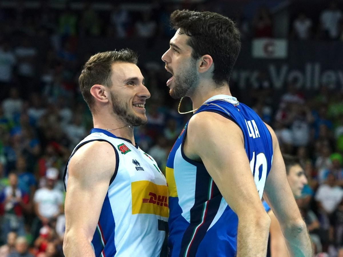 Röplabda: fordulatos mérkőzésen Európa-bajnok Olaszország