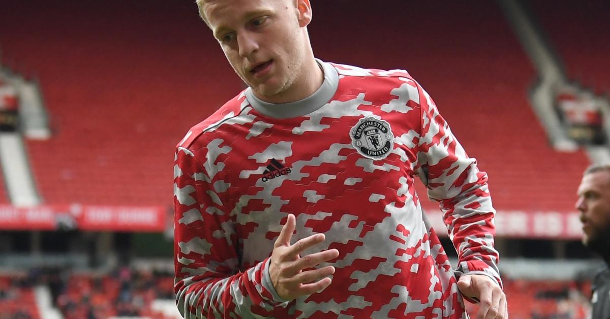 MU: Van de Beek az Old Traffordon maradt az ötgólos zakó után – videó